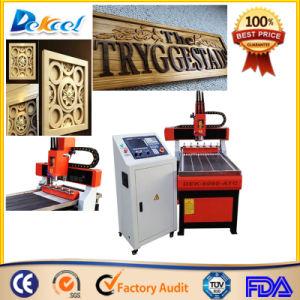 0609 Mini Atc CNC Router Wood Carving Machine Engraver pictures & photos