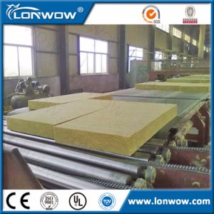 Heat Insulation Waterproof Rock Wool Board for Walls and Ceilings pictures & photos