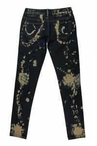 Men′s Fashion Print Denim Jean (MY-047) pictures & photos