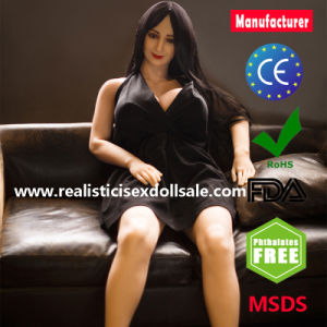 Real Adult Dolls 160cm Lifelike Vagina and Huge Butt Big Breast pictures & photos