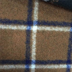 Checked Fancy Suiting for Jacket, Suit Fabric, Clothing, Garment Fabric pictures & photos