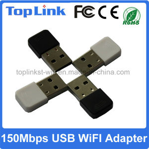 Good Quality 150Mbps Ralink Rt5370 USB Wireless Network Card WiFi Dongle with Ce FCC pictures & photos