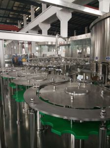 High Speed Rotary Type Mineral Water Filling Machine pictures & photos
