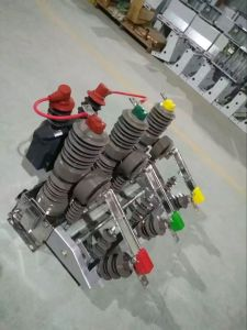 Outdoor High Voltage Vacuum Circuit Breaker (ZW32) pictures & photos