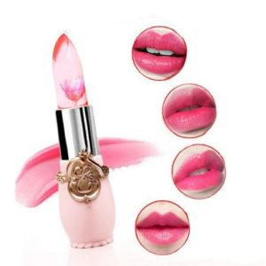 Moisture Flower Lipstick Magic Color Change Long Lasting Lipstick and Lip Balm pictures & photos