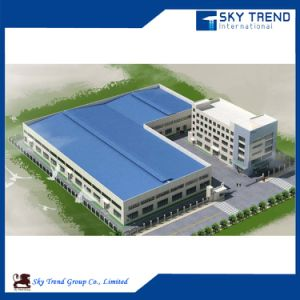 China Steel Frame Industrial Buildings Prefab Warehouse and Office pictures & photos
