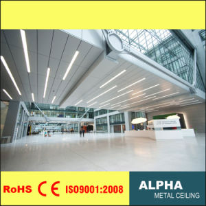 Aluminum Interior and Exterior Customized Curtain Wall Facades and Claddings pictures & photos
