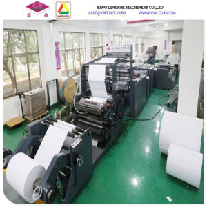 Ld-Pb460 School Exercise Book Notebook Machine High Speed Hot Melt Glue Bound Notebook Production Line Machinery pictures & photos
