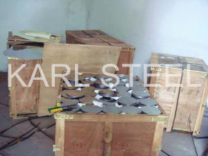 Stainless Steel Circle / Cold Rolled 201 Steel Circle pictures & photos