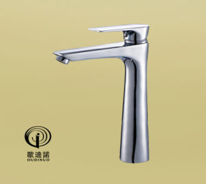 Brass Basin Faucet &Mixer with Chrome Plated 69111 pictures & photos