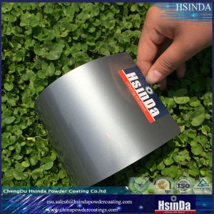 Aluminium Mirror Chrome Silver Effect Color Paint Powder Coating pictures & photos