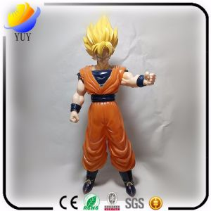 Cartoon Delicate Dragon Ball Monkey Ornaments Toy pictures & photos
