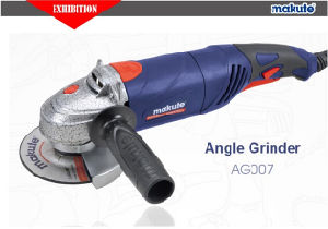 Adjustable Speed Angle Grinder (AG010)