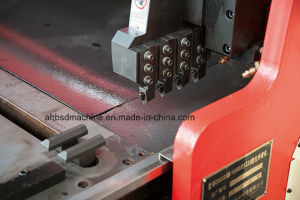 High CNC Grooving Vee Cut Machine pictures & photos