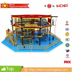 2017 New Design Indoor Playground Equipment Explore Series HD15b-068A pictures & photos
