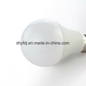 LED Light Lamp A60 10W Globe E26 E27 AC100-240V SMD LED Bulb, Warm White pictures & photos