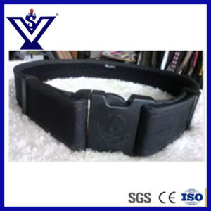 Custom Military Army Nylon Belt for Men with Magic Tape (SYSG-140) pictures & photos