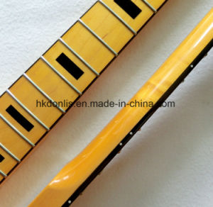 Custom 4 String Bass Neck Gloss Finished for Vintage Jazz Bass pictures & photos
