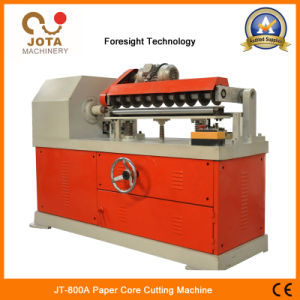 Inexpensive Paper Core Recutter Paper Pipe Cutting Machine pictures & photos
