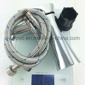 Sanitary Ware Manufacturer Bathroom Brass Material Hot Cold Water Tap pictures & photos