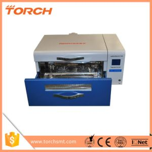 Torch Lead Free SMT Mini Desktop Reflow Oven with Temperature Testing T200c+ pictures & photos