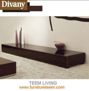 2017 Divany TV Wooden Lacquer Popular Cabinet pictures & photos