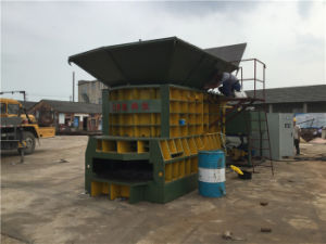Ws-400 Hydraulic Scrap Metal Shearing Machine pictures & photos
