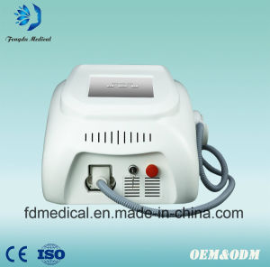 German Bar Portable 808nm Diode Laser Permanent Hair Removal Machine pictures & photos
