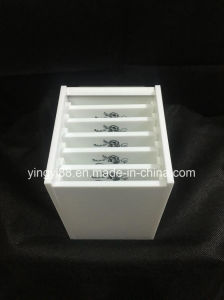 Acrylic Luxury Eyelash Packaging Box Manufacturer Yyb-0166 pictures & photos