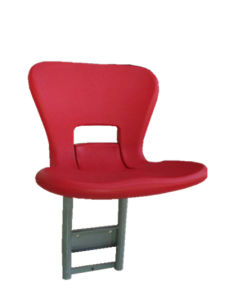 Blm-4808 Plastic Suspension Wall Mounted Outdoor Folding Chairs Cute pictures & photos