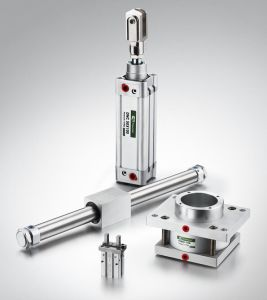 Si Series European Standard Pneumatic Air Cylinder Cilindros Neumaticos pictures & photos