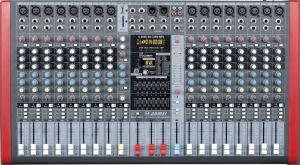 Special Popular Design Mixer M8DSP Series Professional Amplifier pictures & photos