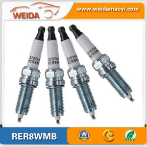 China Supplier Generator Spare Parts Spark Plug Rer8wmb for Chery