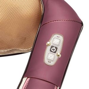 Mimir Purple and White Neck Shoulder Massager MB-206 pictures & photos