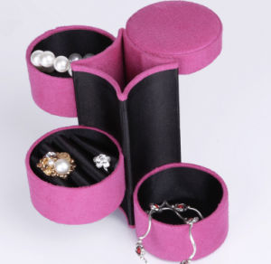 Hot Sale! New Design Cylindric Jewellery Box pictures & photos