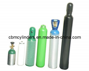 10L Medical Oxygen Cylinders with Cylinder Caps pictures & photos