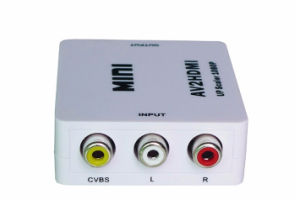 AV to HDMI Converter 1080P pictures & photos