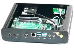 I7 Mini PC with Intel Core The Seventh Generation I7 7500u Processor (JFTC7500U) pictures & photos