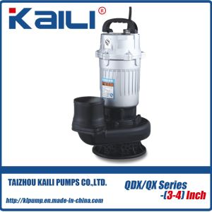 3′&4′ Outlet QDX QX Electric Submersible pump with High Quality pictures & photos