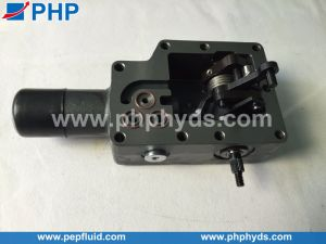 High Quality Sauer Hydraulic Piston Pump PV20, PV21, PV22, PV23, PV24 Concrete Pump pictures & photos