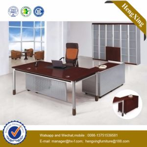 Elegant Design Office Furniture L Shape Manager Office Desk (NS-NW302) pictures & photos