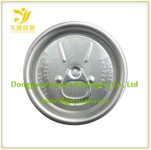 206# Aluminum Easy Open End Beverage Lid Eoe pictures & photos