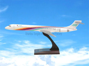 Jas MD-90 Aircraft Plastic Models Airplane pictures & photos