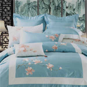 OEM Luxurious Cotton Jacquard for Hotel Apartment pictures & photos
