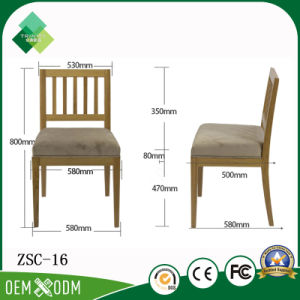 American Country Style Ashtree Chair for Holiday Village (ZSC-16) pictures & photos