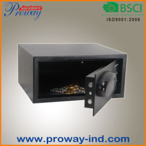 Laptop Electronic Hotel Safe Box with Ceu Opening Record Reader Smart Function pictures & photos