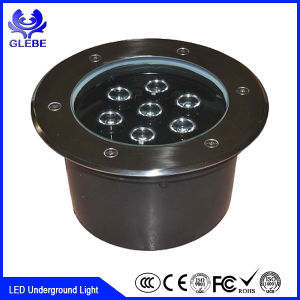 Factory Hot Sale 10W COB LED Underground Light IP67 10W COB Garden Light pictures & photos