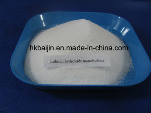 Chemical High Quality Product Lithium Hydroxide 56.5% pictures & photos