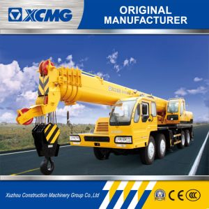 XCMG Official Manufacturer Qy50b. 5 50ton Truck Crane pictures & photos