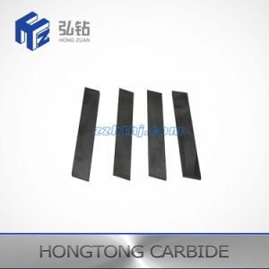 Tungsten Carbide Strips and Bars for Sale pictures & photos